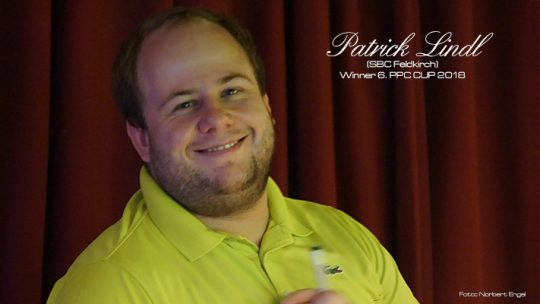 Patrick Lindl gewinnt